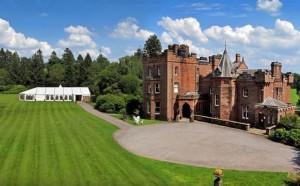 friars carse hotel wedding venue